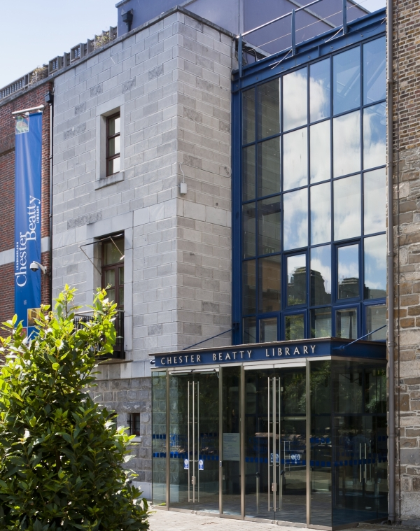 Chester Beatty Library, Dublin Castle